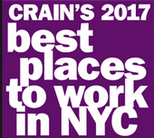 Best Places to Work in NYC (2017) Crain's New York Business
