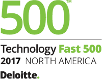Deloitte Technology Fast 500™ 2017 Award