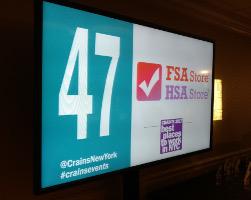 FSAstore.com Ranked #47 by Crain's
