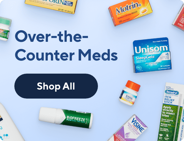 Over-the-Counter Meds