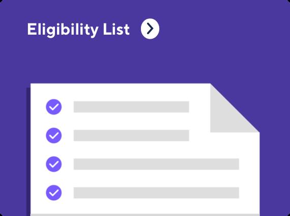 Eligibility List