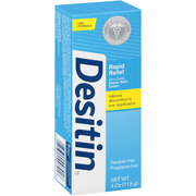 Desitin Rapid Relief Diaper Rash Ointment, Creamy, 4 oz