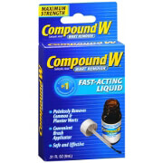 Compound W Liquid Wart Remover, 0.31 fl oz