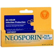 Neosporin Plus Pain Relief, Maximum Strength Antibiotic Ointment, 1 oz