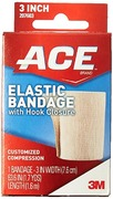 """ACE 3"""" Elastic Bandage with Hook Closure"""