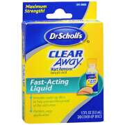 Dr. Scholl's Clear Away Liquid Wart Remover System, .33 fl oz