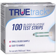 TrueTrack Smart System Blood Glucose Test Strips, 100 ea