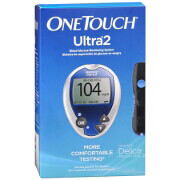 One Touch Ultra 2 Blood Glucose Monitoring System, 1 ea
