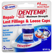 Dentemp One Step Filling Material, Max Hold, 1 ea