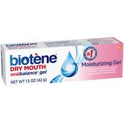 Biotene Oral Balance, Dry Mouth Relief Moisturizing Gel, 1.5 oz