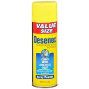 Desenex Antifungal Spray Powder, 4 oz