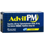 Advil PM Caplets, 80 ea