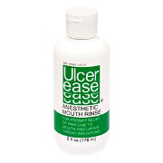UlcerEase Anesthetic Mouth Rinse, 6 fl oz