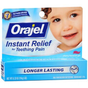 Orajel - Baby Teething Pain Medicine, Cherry, .33 oz