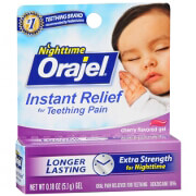 Orajel - Baby Nighttime, Gel, .18 oz
