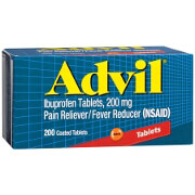 Advil Advanced Medicine for Pain, 200mg, Tablets, 200 ea