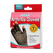 IMAK Arthritis Gloves, Small, 1 Pair