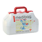 MediBag First Aid Bag for Kids 177 pieces