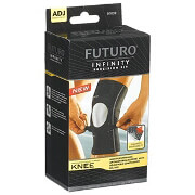 FUTURO Infinity Precision Fit Knee Support, 1 ea
