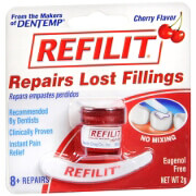 Refilit Cherry Flavored Filling Material, .07 oz