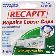 Recapit No Mix Cement, .4 oz