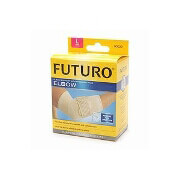 FUTURO Elbow Support with Pressure Pads, Large
