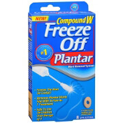 Compound W Freeze Off Plantar Wart Removal System, 8 ea