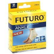 FUTURO Wrap Around Ankle Support, Medium, 1 ea