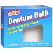 Sea Bond Denture Bath, 1 ea