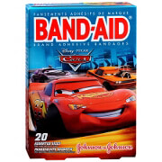 Band-Aid Children's Bandages, Cars Assorted, 20 ea