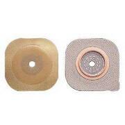 Hollister New Image Cut-to-Fit Flex Wear Skin Barrier Floating Flange Barrier 1 1/4 Flange 1 3/4 Green 5/Bx HOL15202