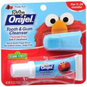 Baby Orajel Tooth & Gum Cleanser, 0.7 oz (19.8 g)