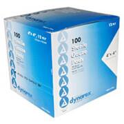 Dynarex 3354 Sterile Gauze Pads 12 ply 4 in X 4 in - 100/Box