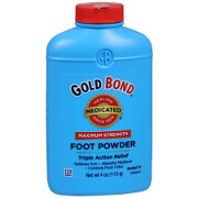 Gold Bond Medicated Maximum Strength Foot Powder - 4 oz