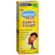 Hylands Cold N Cough 4 Kids, 4 oz
