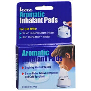 Kaz Medicated Aromatic Inhalant Replacement Pad (Use with Kaz and Vicks Inhaler), 1 ea