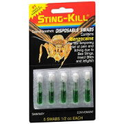 Sting-Kill External Anesthetic Disposable Swabs with Benzocaine - 5 Ea