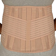 FLA Orthopedics Therall Heat Retaining Back Support, Large