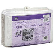 Carefor Reusable Deluxe Underpads Quilted 36 x 72 Inches - One Underpad Per Package