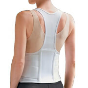Fla Orthopedic Cincher Women Back Support White XL. #2000XW