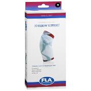 FLA Orthopedics ProLite 3D Elbow Support, Medium