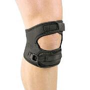FLA Orthopedics Safe-T-Sport Patella Knee Support, Medium