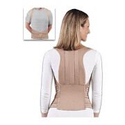 Fla Orthopedics SoftForm Posture Control Brace Large 34/40""