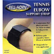 Bell-Horn Tennis Elbow Support Strap