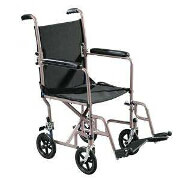 Sunrise Wheel Chair Easy Care Transport 19""