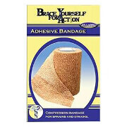 """Bell-Horn 3"""" Brace Yourself for Action Adhesive Bandage"""