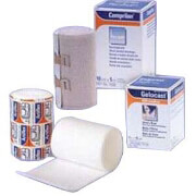 """Non Ster Bagged  Bandage Elastomull 1"""" X 4 YD, 24ea"""