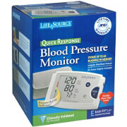 LifeSource UA-787EJ Quick Response BP Monitor with Easy-Fit Cuff