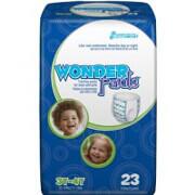 WonderPants Training Pants 3T-4T, Large, 23 ea (Pack of 4)