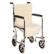 Essential Sheerpette Wheelchair Seat and Back Pads,D3005